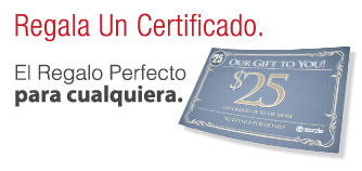 Certificados De Regalo Zazzle